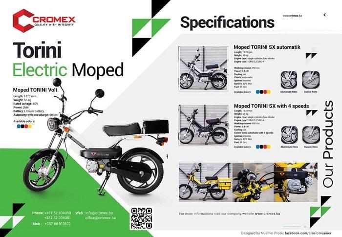Motocikl iz BiH na najvećem sajmu u Evropi